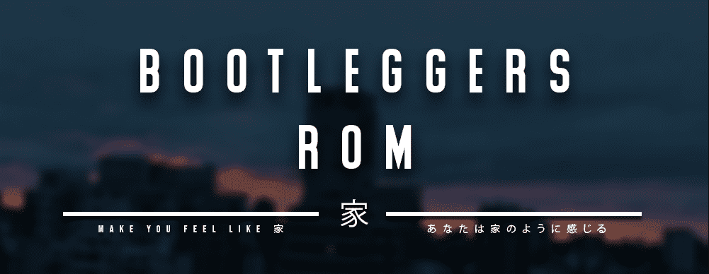 Bootlegger ROM 4 1 Stable Unofficial for Redmi Note 7 (Lavender) - MIUI