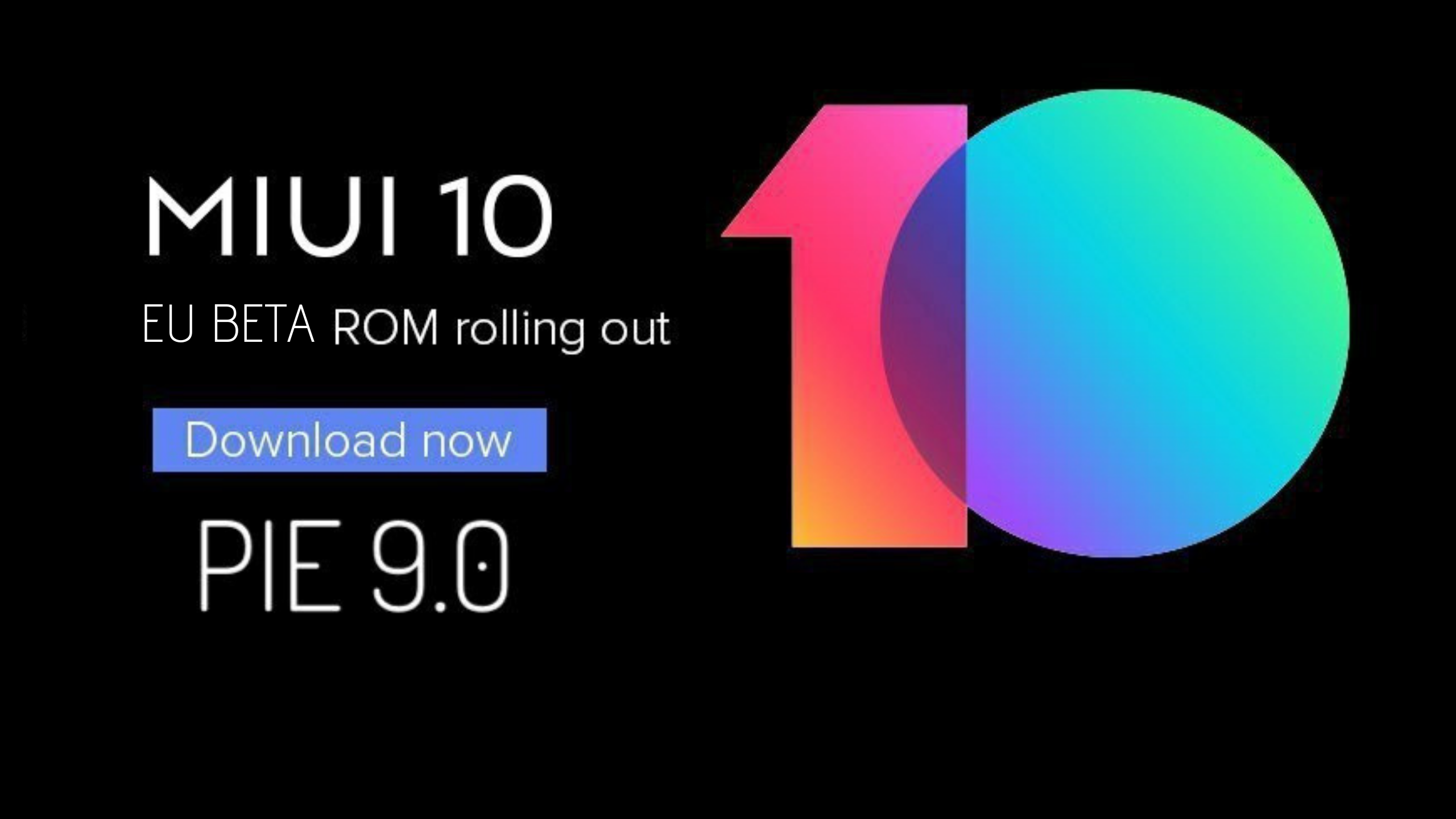 Miui 10 9 8 1 EU Beta Update for Redmi Note 5 Pro- Download Link - MIUI