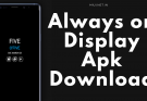 always on display apk download