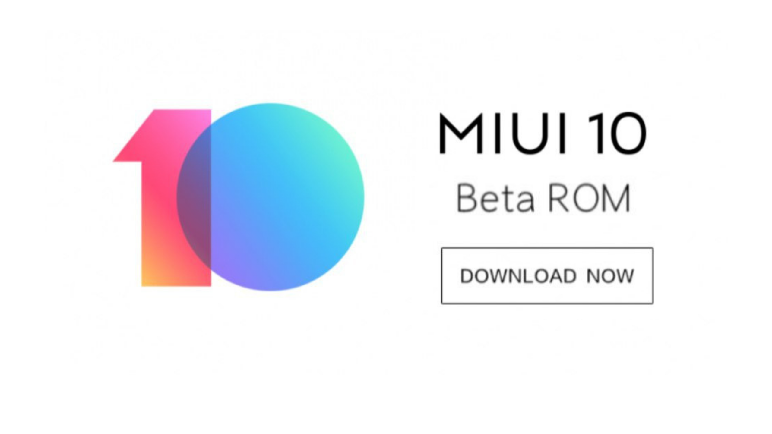 Last Miui 10 9 9 3 Beta Update for Redmi Note 7- Download