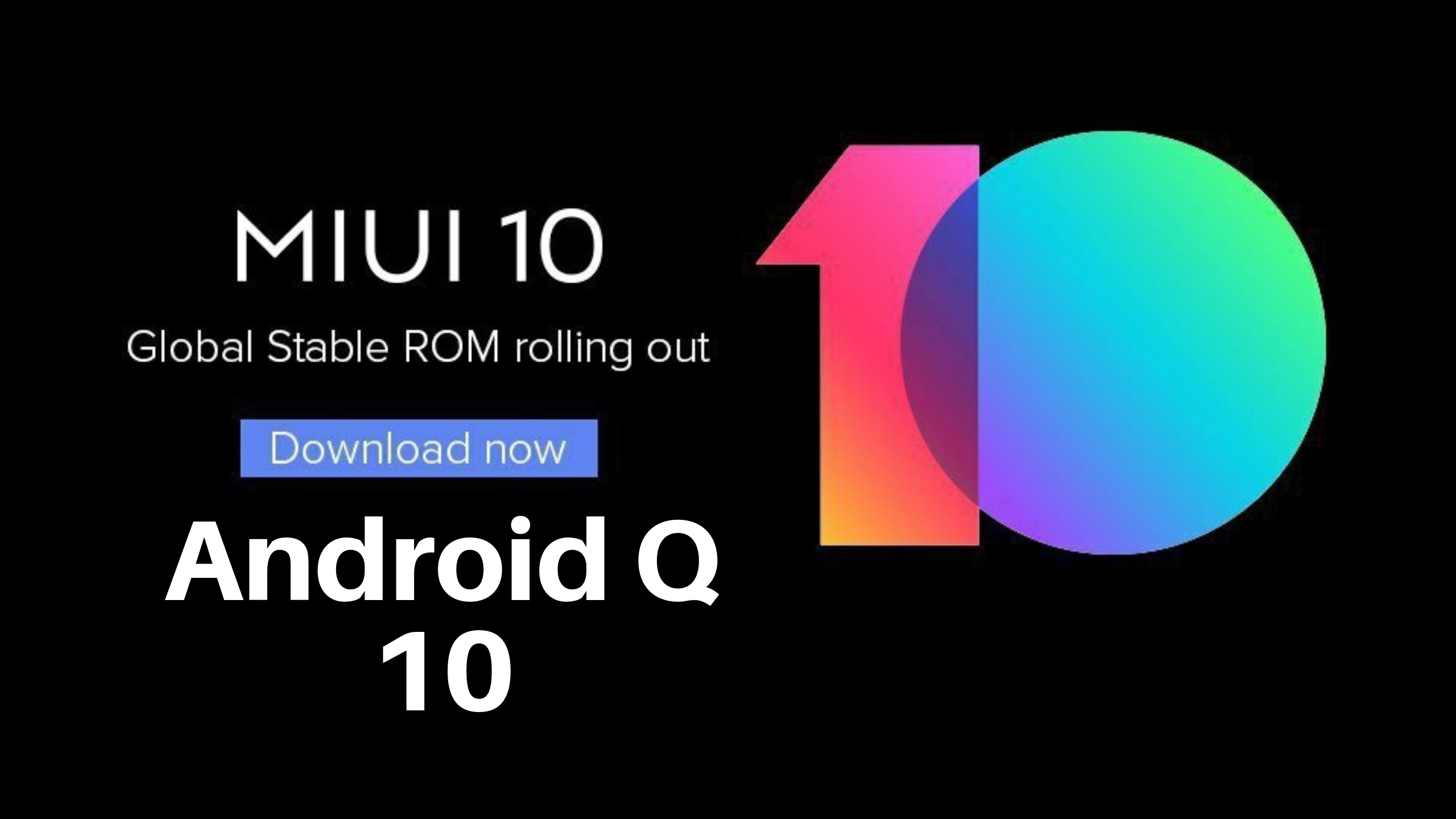 Android Q Miui 10 4 7 0 Global Stable Update for Redmi K20