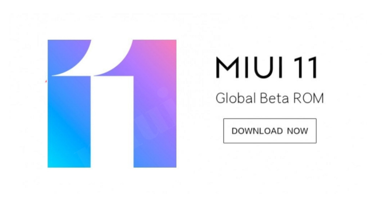 Miui 11 9 9 9 Beta Update for Redmi K20 Pro- Download Link